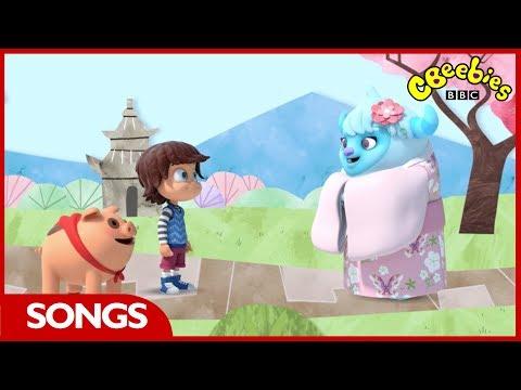CBeebies Kazoops! Songs | Take a Break