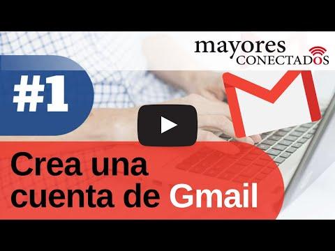 Cómo crear una cuenta de correo en Gmail
