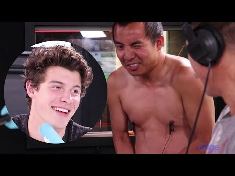 Shawn Mendes helps JDR shock Chang's nipples