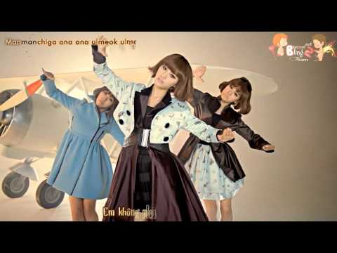 [Vietsub+Kara] Shanghai Romance - Orange Caramel [Hankimvn.net] Travel Video