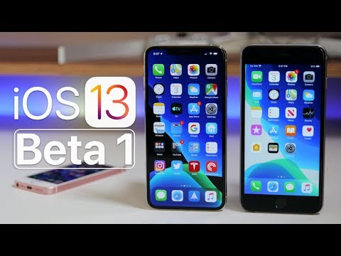 iOS 13 Beta 1 - What's New?