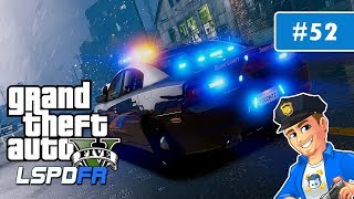 GTA 5 LSPDFR Tornado & Severe Storm Warning | Day 52 | GTA 5 Police Mods LSPDFR Police Mod Gameplay