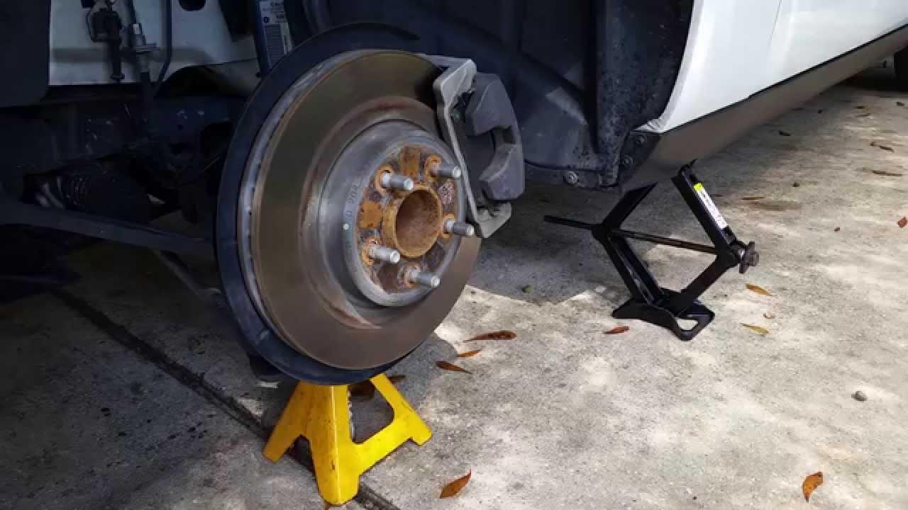 2011 Dodge Durango Wiring Diagram How To Change The Wheel Speed Sensor On A Dodge Challenger