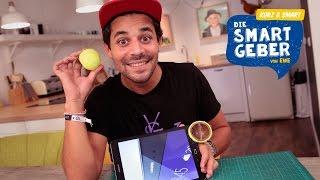 DIY-Boxen für dein Tablet | kurz & smart