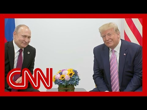 Trump to Putin: Don't meddle in the election