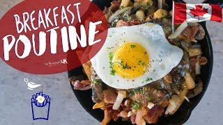 The Ultimate Breakfast Poutine | SAM THE COOKING GUY 4K