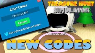 🔥NEW CODES & GODLY UPDATE💰 | Treasure Hunt Simulator | Roblox