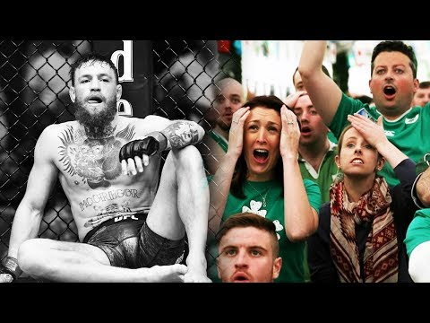 Conor McGregor Fans React: Tears & Crying After Khabib vs McGregor Match