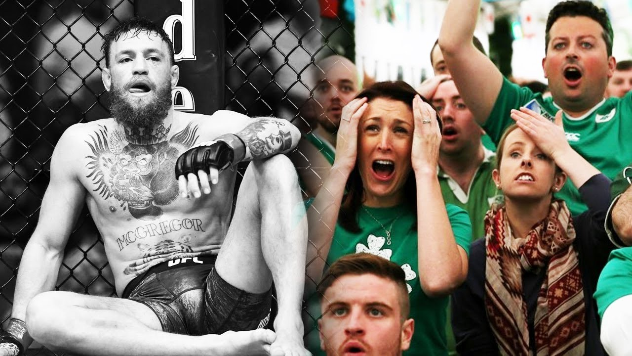 conor mcgregor fans react  tears  u0026 crying after khabib vs