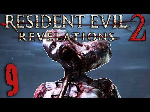 Resident Evil Revelations 2 [9] - ANSWERS MAY BARRY (Episode 2)