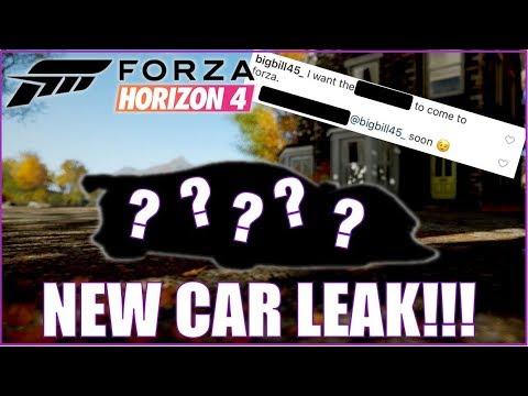 Forza Horizon 4 New Car Leak, Return Of An Old Favorite? thumbnail