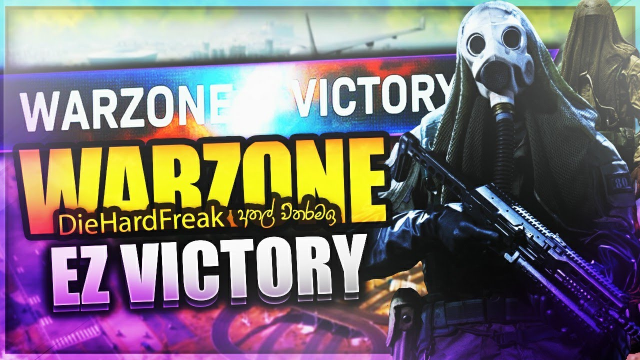 Call of Duty Warzone Ez Victory FULL GAMEPLAY With DanzZzo