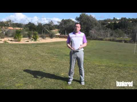 Golf Tips: How to improve your greenside chipping