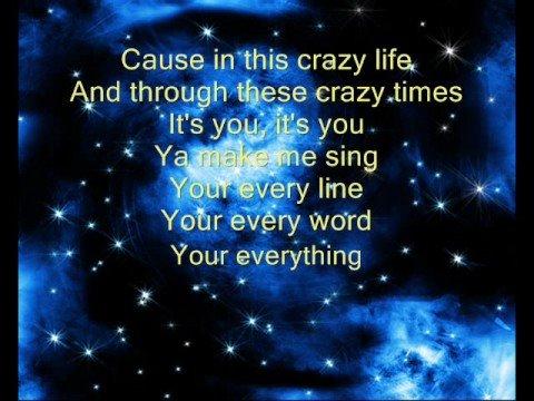 Everything~Michael Buble~with lyrics