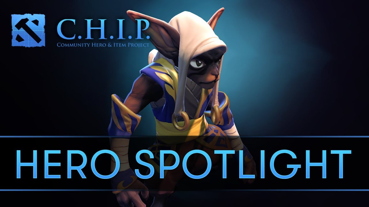 Dota  Chip Hero Spotlight Lathaal
