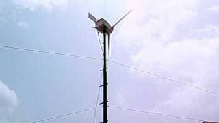 wind turbine pakistan uit