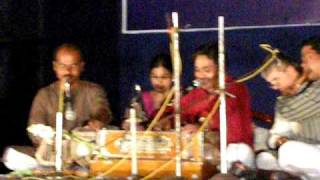 ORISSA 2009: concert for friendship between russia and puri/india near jagannath temple