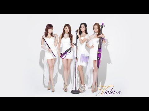 여성 4인조 퓨전 전자현악 '바이올렛 S(Violet S)' 공연섭외는 공연배급사 펀데이 엔터테인먼트!