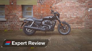 Harley-Davidson Street 750 bike review