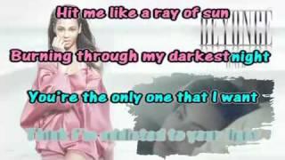 Beyonce - Halo-Karaoke