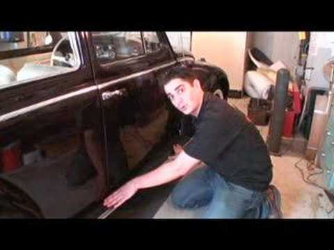 How to Install Running Boards on Classic VW Beetle Bug Type1