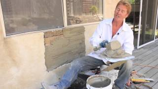 DIY House repair tips to fix air conditioning hole