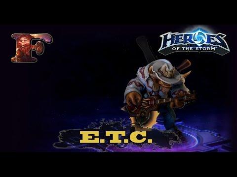 [Heroes Of The Storm] - Nightly Storming - E.T.C. Gameplay - SRBIJA (SERBIA) (EU)