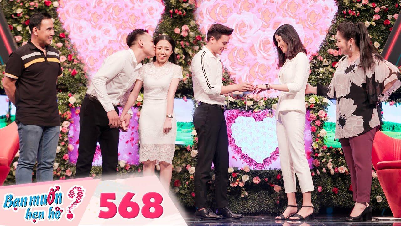 Bạn Muốn Hẹn Hò | Tập 568: Fangirl 26 tuổi tìm được bạn trai tính cách giống thần tượng Chanyeol EXO