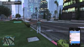 Gta 5 Online - Fastest Way To Get Back Your Personal Vehicle!
