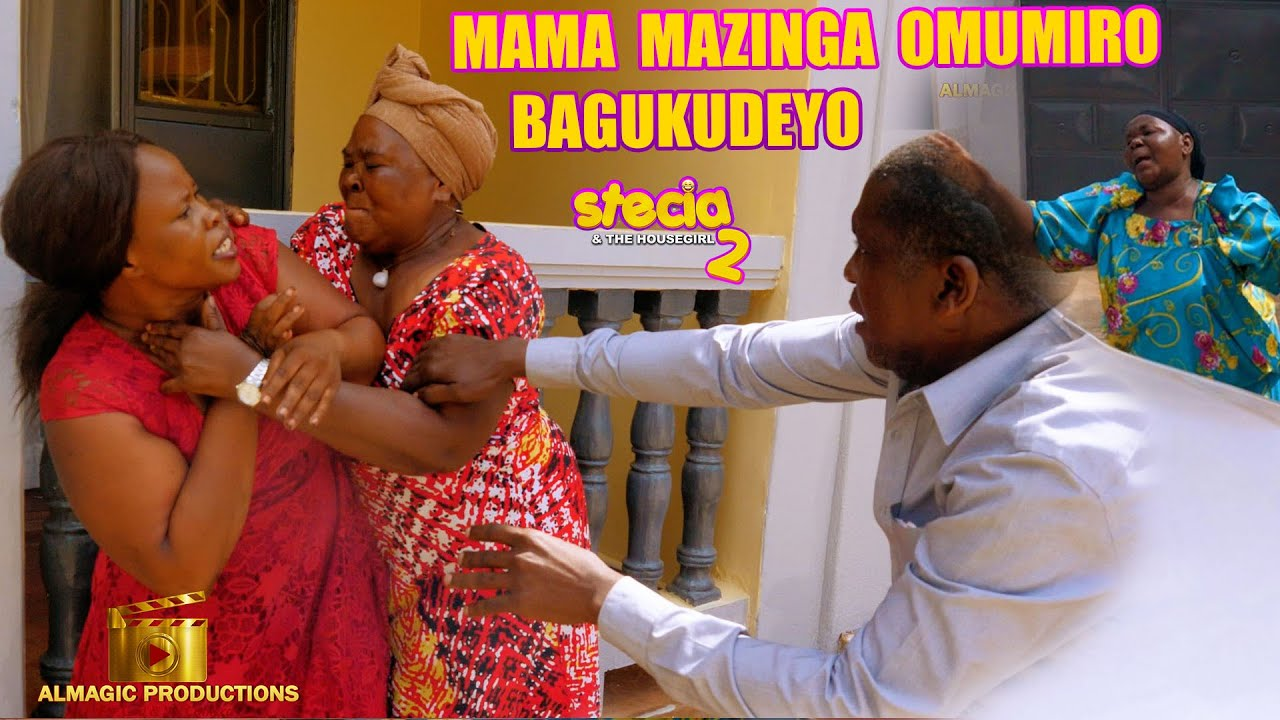 Download Stecia Mayanja Comedy[Mama Mazinga Omumiro Bagukudeyo Season 2 Episode 228]