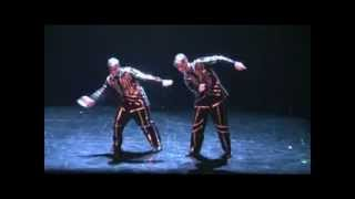 Best robot dance performance fron Robotboys