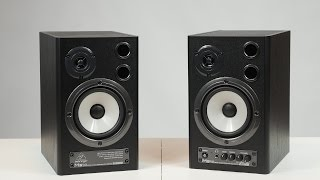 Best Studio Monitors (Speakers) for Sound & Music Mixing