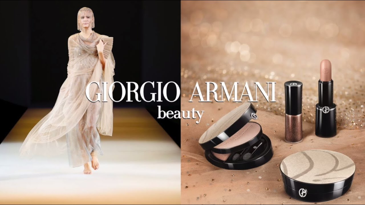 Giorgio Armani Beauty | Sephora - YouTube