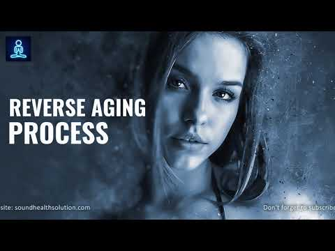 Youthing - Reverse Aging Process | Anti Aging Frequency | Binaural Beats Meditation