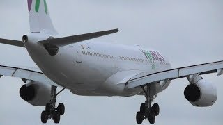 Plane Spotting at Birmingham Airport, BHX | 16-02-19