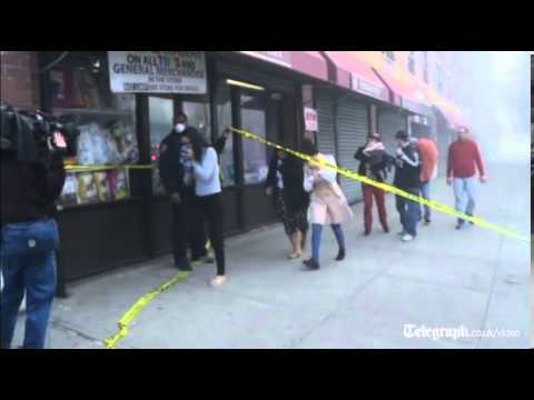 New York building collapse: there was no warning