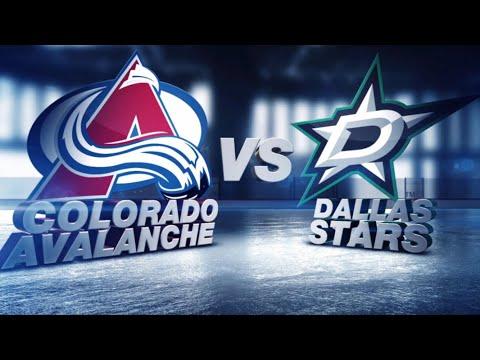 NHL® 18 Colorado Avalanche At Dallas Stars