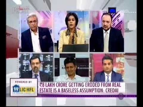 Demonetisation will not affect the real estate sector says CREDAI_NDTV _ India