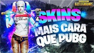 NOVA SKIN LINDA DA ARLEQUINA!!! CRACKDOWN GRÁTIS NO XBOX ONE E MAIS!!!