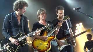 Jean Louis Aubert - Hygiaphone Tempo Festival Tournai - 28 juillet 2012