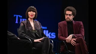TimesTalks: Karen O & Danger Mouse