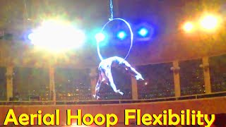 Contortion & Flexibility: Aerial Hoop Flexibility Act