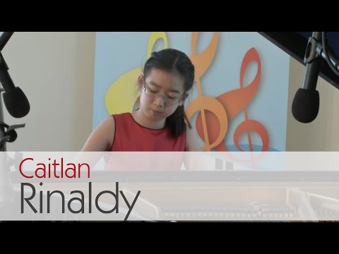 Caitlan Rinaldy - The 23rd International Fryderyk Chopin Piano Competition