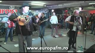 Europa FM LIVE in Garaj Ovidiu Lipan Tandarica - Lacrima de bucurie