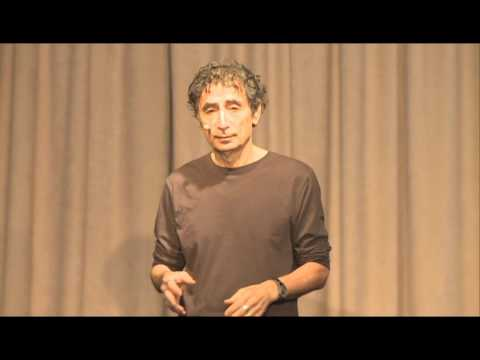 Gabor Mate - Hiding Pain from Your Loved Ones