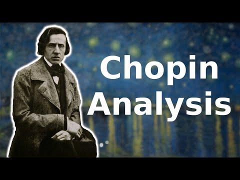 Harmonic Analysis: Prelude no.4 (Opus 28) - F. Chopin