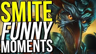 THOTH AND THE BACKSTREET BIRDS! (Smite Funny Moments)