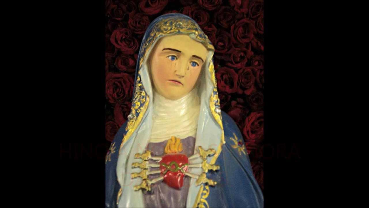 Hino á Nossa Senhora Das Dores Youtube