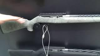 Винтовка SAG от Валентина (vtb) на выставке Arms & Hunting