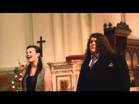 Jonathan Antoine & Charlotte Jaconelli - All I Ask Of You